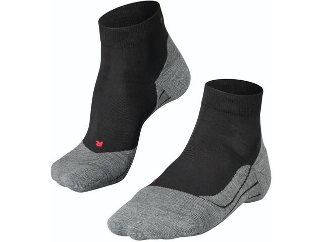 Falke RU4 Short Running Socks Women black mix